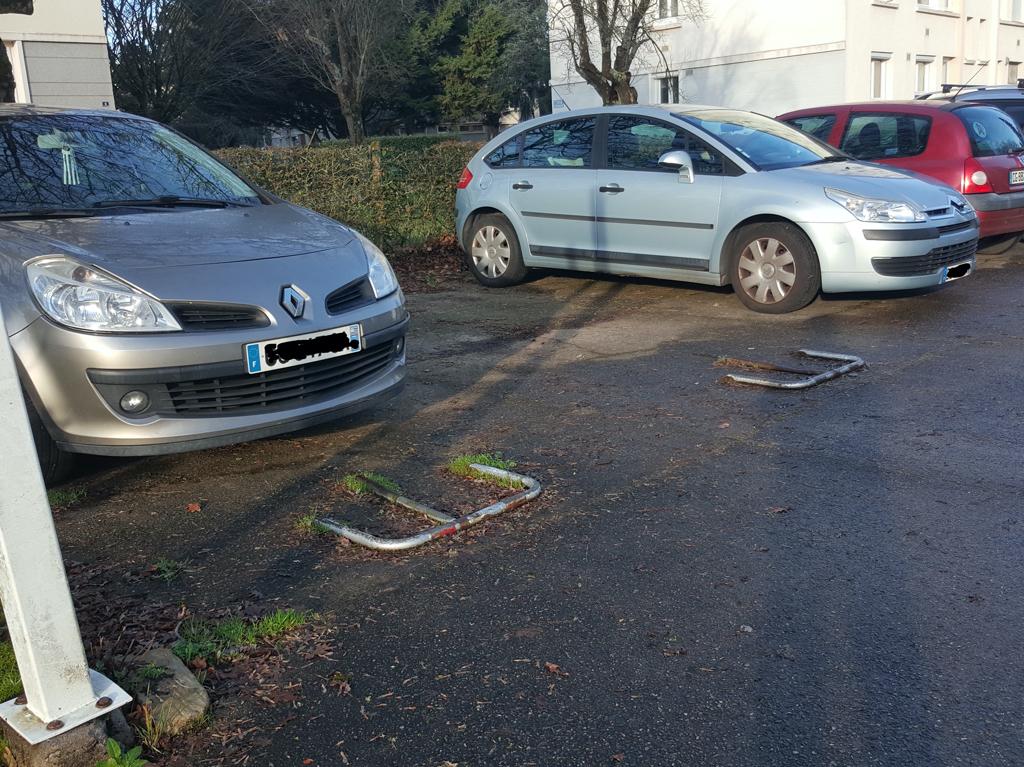 Parkings extérieurs proximité centre et périphérique