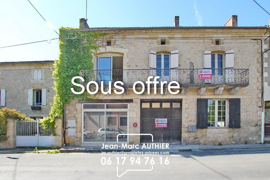 Rare T5+ T2 + local commercial + annexe  Centre ville Saint Cyprien 9 pièce(s) 265 m2