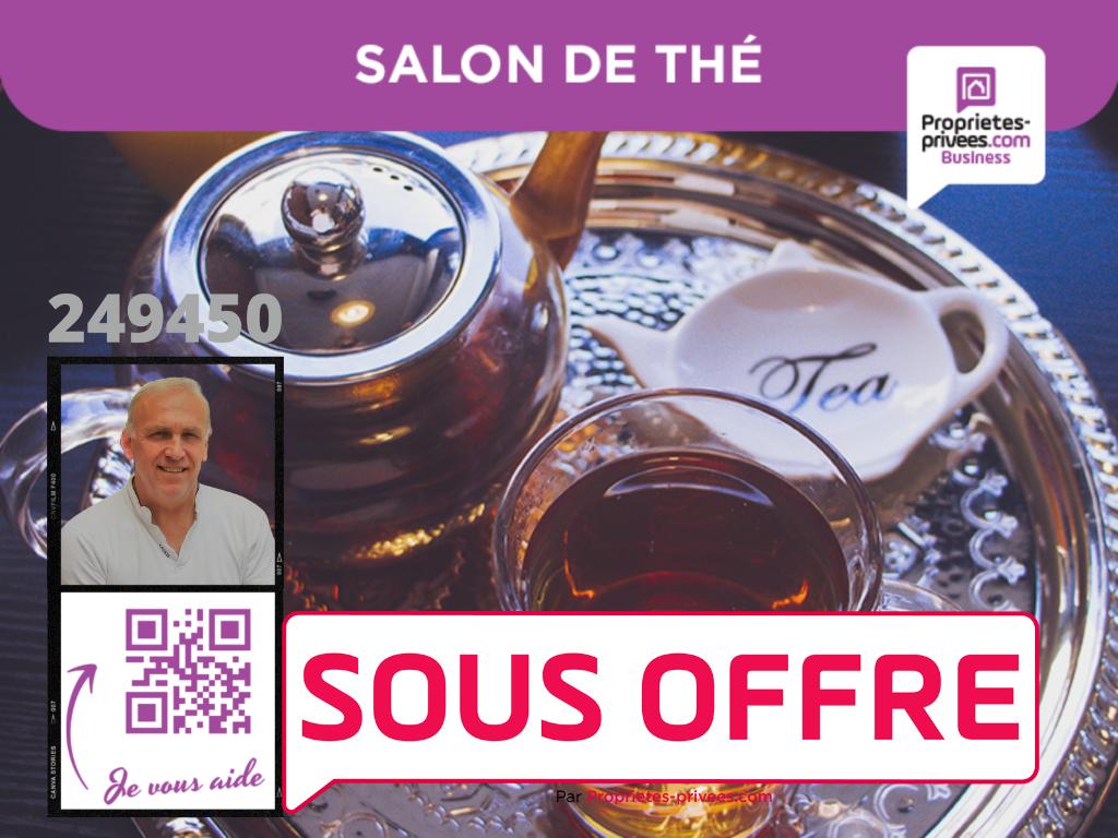 TOULOUSE CENTRE - SALON DE THE RESTAURANT CREPERIE