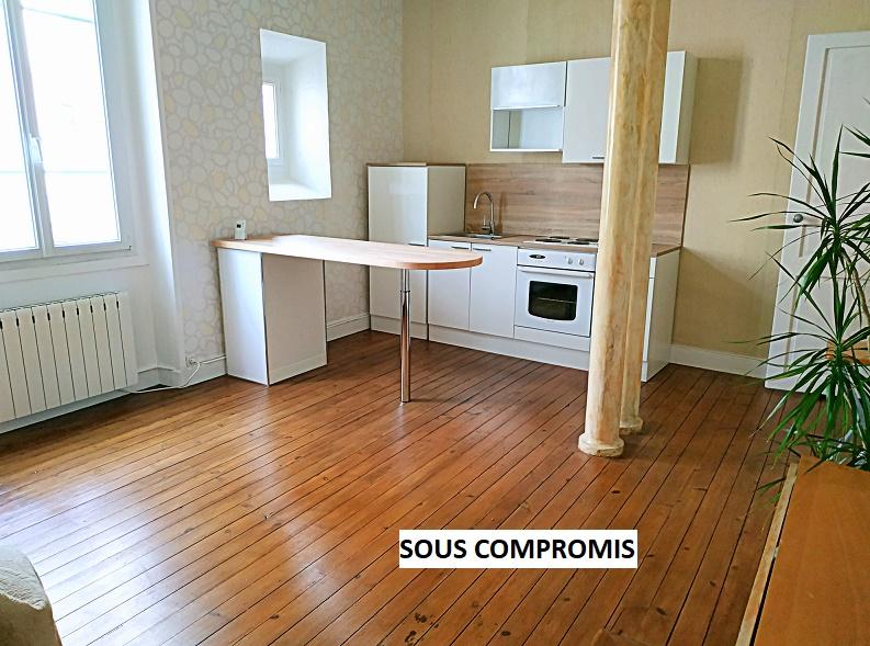 Appartement Nantes 2 pièces 45 m2