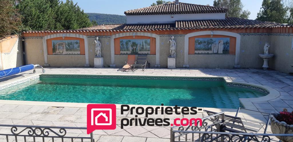 Forcalqueiret - Demeure de prestige  7 pièces d'environ 280 m2 + 120