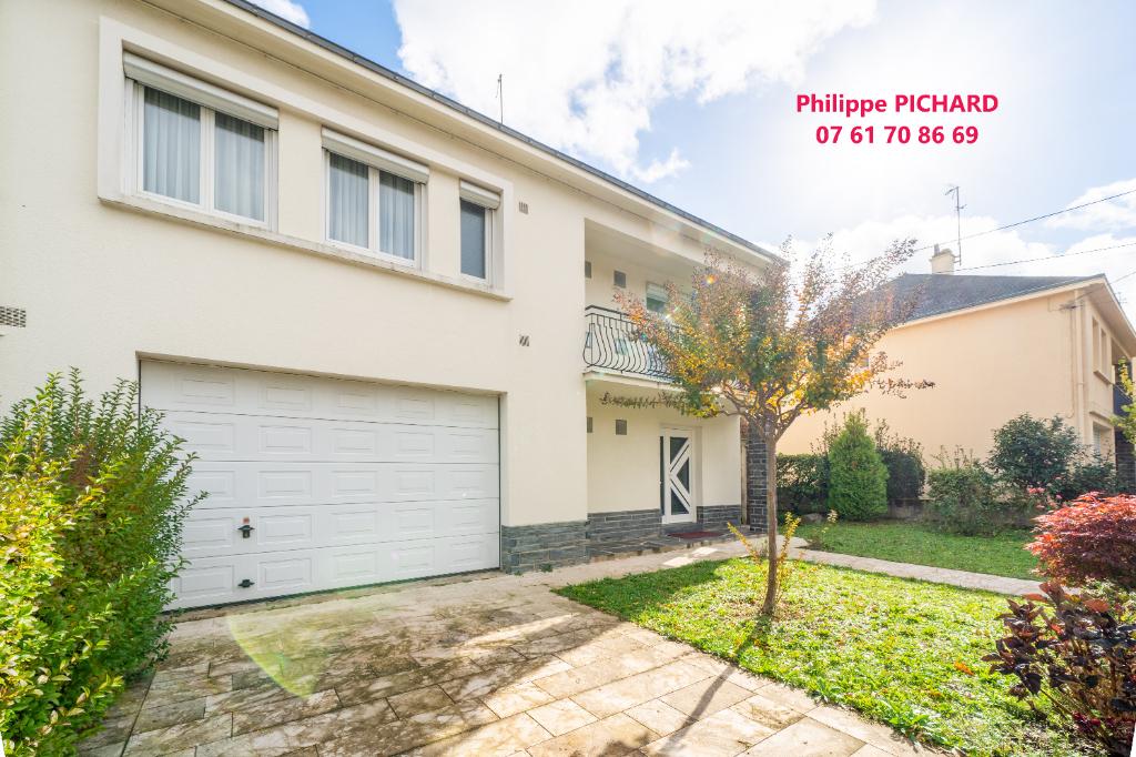 Maison 113 m2  - Nantes-Vieux Doulon (44300)
