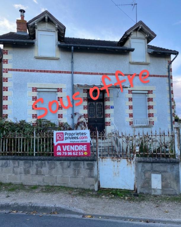 Maison Moulins 6 pièce(s) 123 m2