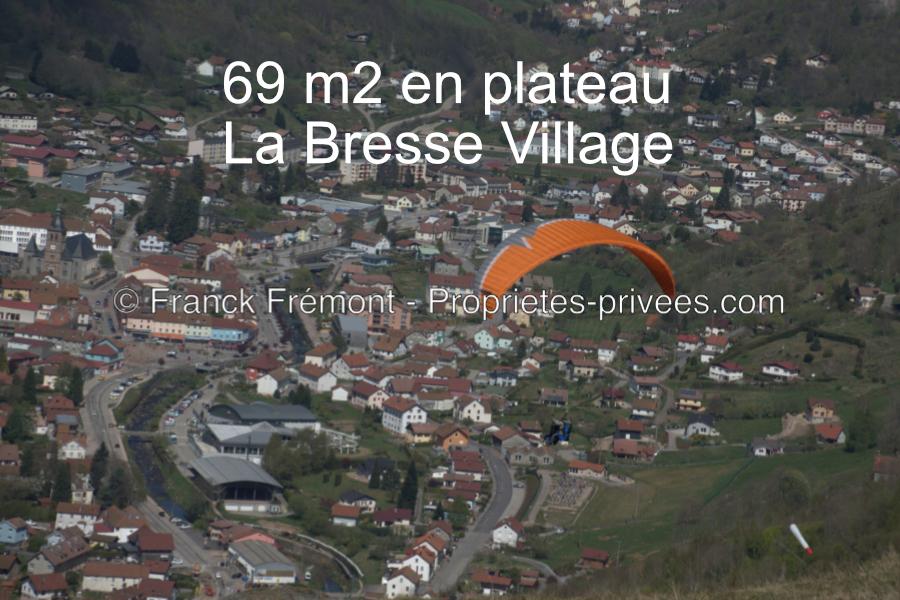 Appartement de 69 m2 en plateau à La Bresse