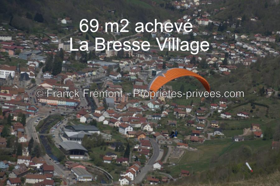 Appartement de 69 m2 achevé à La Bresse