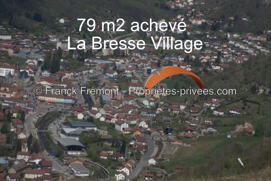 Appartement de 79 m2 achevé à La Bresse