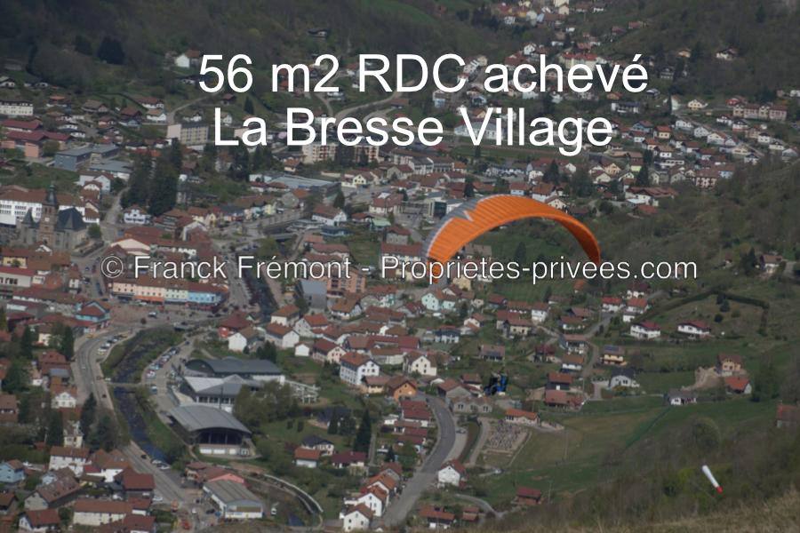 Appartement de 56 m2 achevé à La Bresse