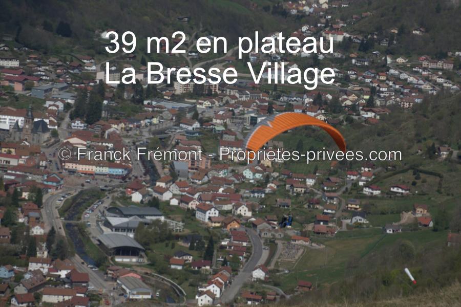 Appartement de 39 m2 en plateau à La Bresse