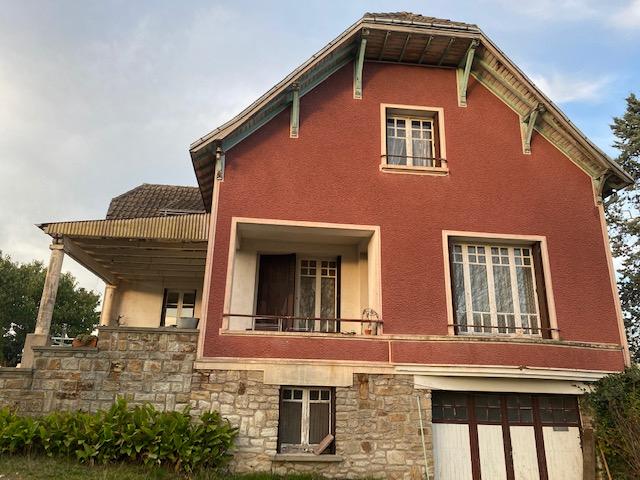 Maison 5 chambres 140 m2 + 4900 m2 terrain constructible