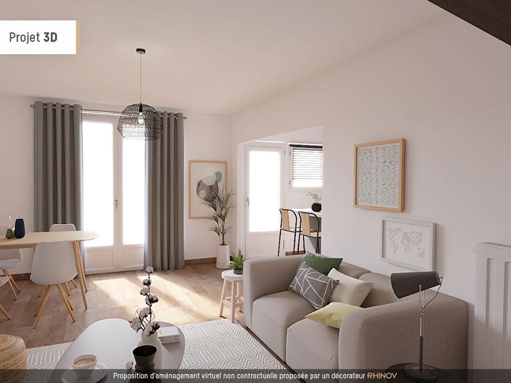 Lumineuse maison de résidence, idéale primo accédants