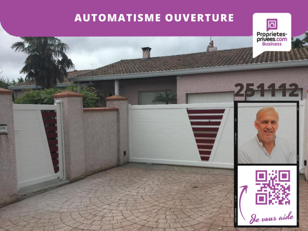 SECTEUR COLOMIERS NEGOCE EQUIPEMENT DE LA MAISON 235 M² 144400  Charge Vendeur