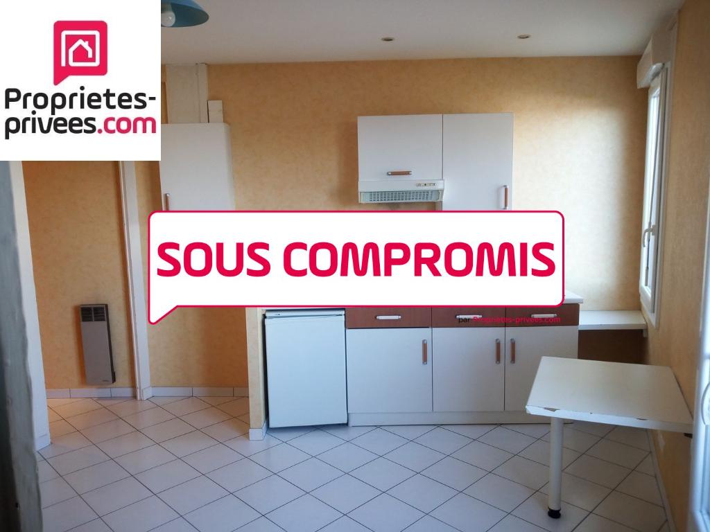 Appartement Nantes Perverie Petit port 2 pièce(s) 38 m2