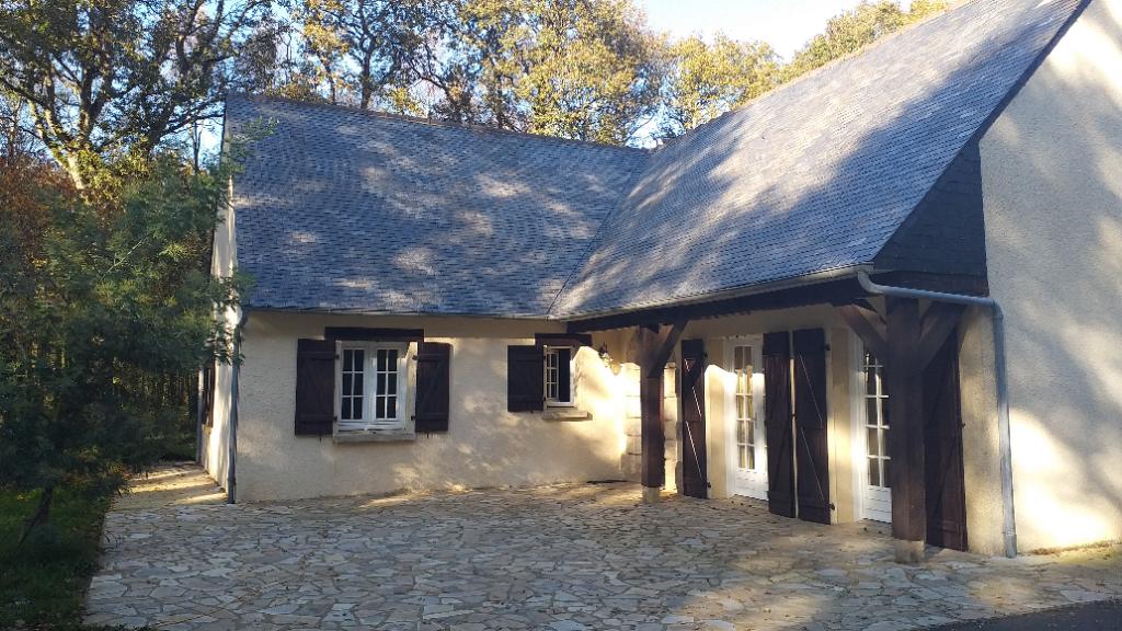 Maison Tressignaux 5 pièce(s) 120 m2