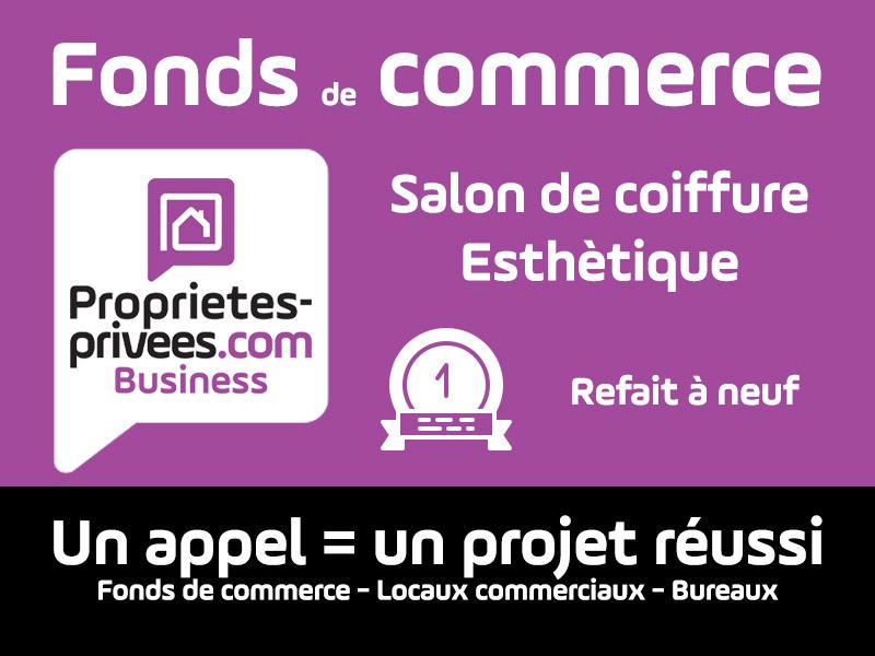 SAINT-JEAN / L'UNION -  SALON DE COIFFURE 65 M² 75 500  Charge Vendeur