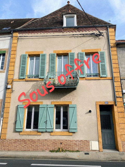 Immeuble - 3 appartements - Moulins