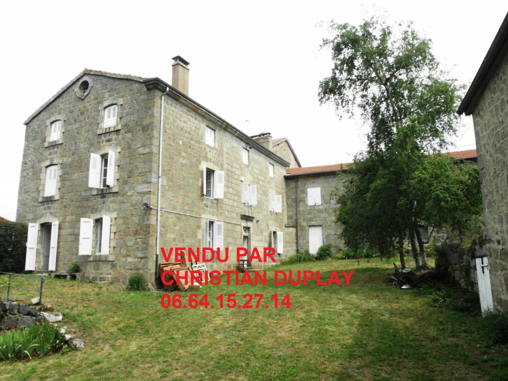 Maison Saint Pal De Mons 10 pièce(s) 300 m2