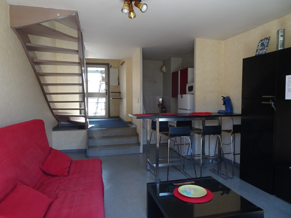 appartement plein centre Retournac  41 m² très bon état