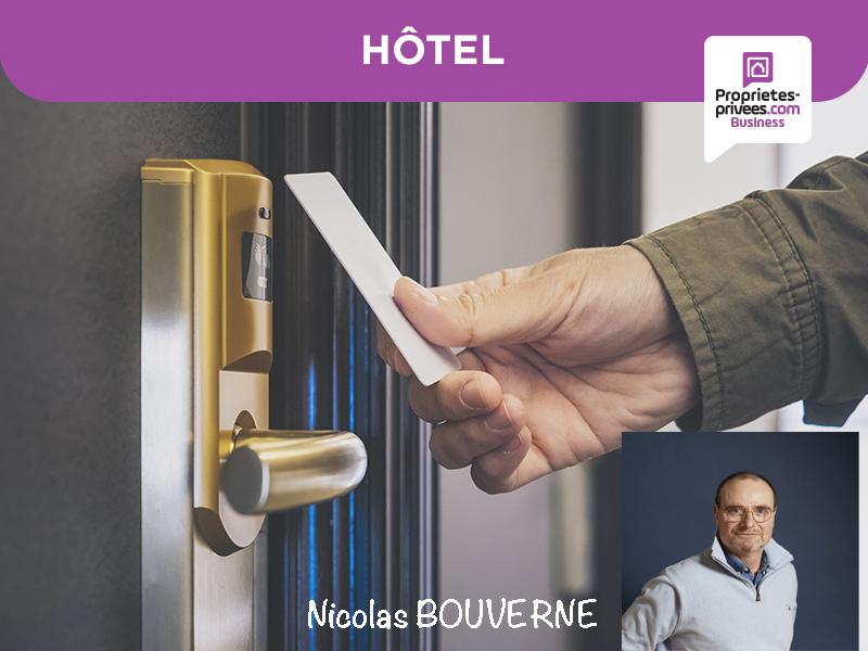 SECTEUR SUD LILLE -  HOTEL RESTAURANT  200  COUVERTS TERRASSE