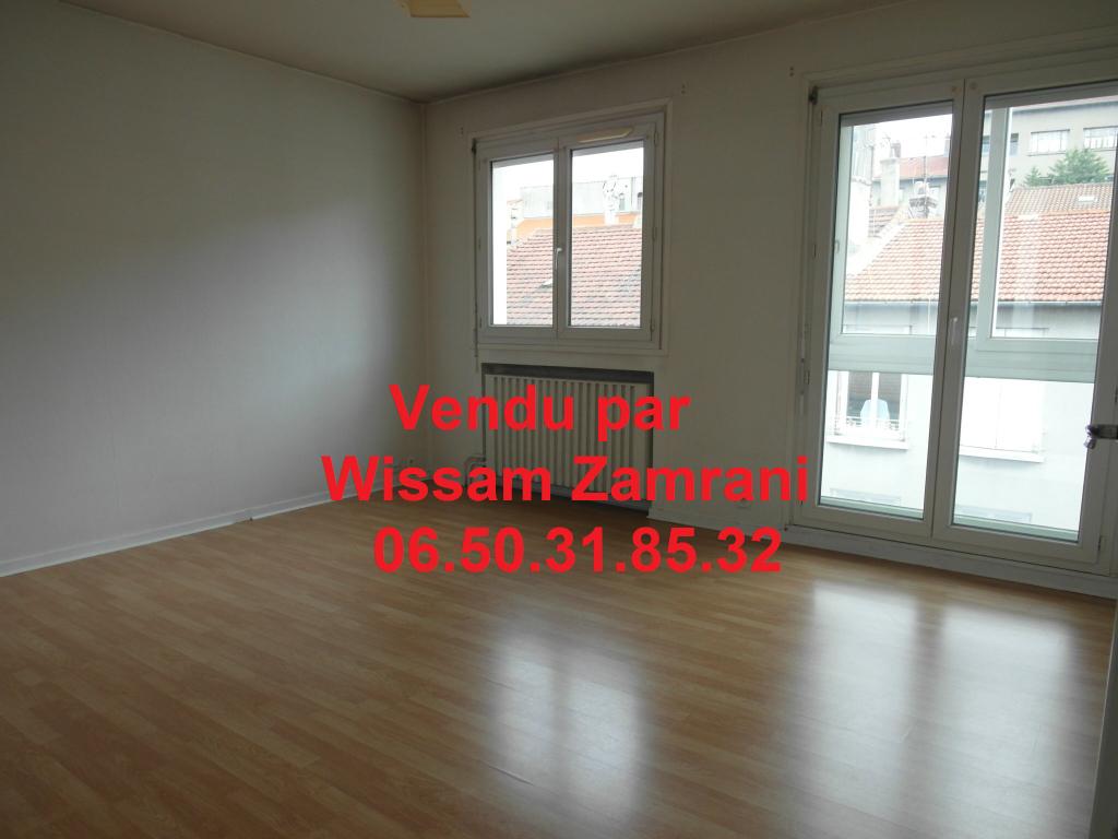 Appartement Saint Etienne 4 pièces 64m² 2 chambres