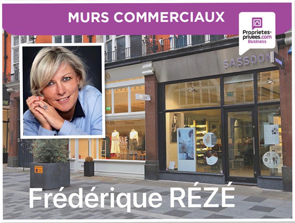 75011 PARIS : MURS COMMERCIAUX LIBRES