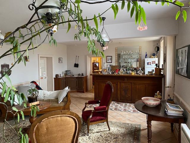 Maison de 165 m2 à Marigny avec 3 chambres parentales