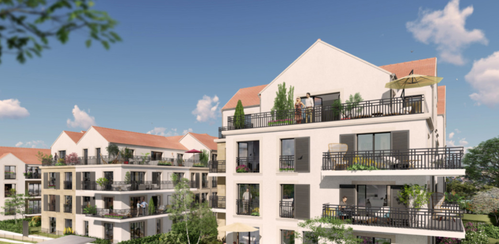 Appartement T2 - 42m2 - CHAMBOURCY (78240)