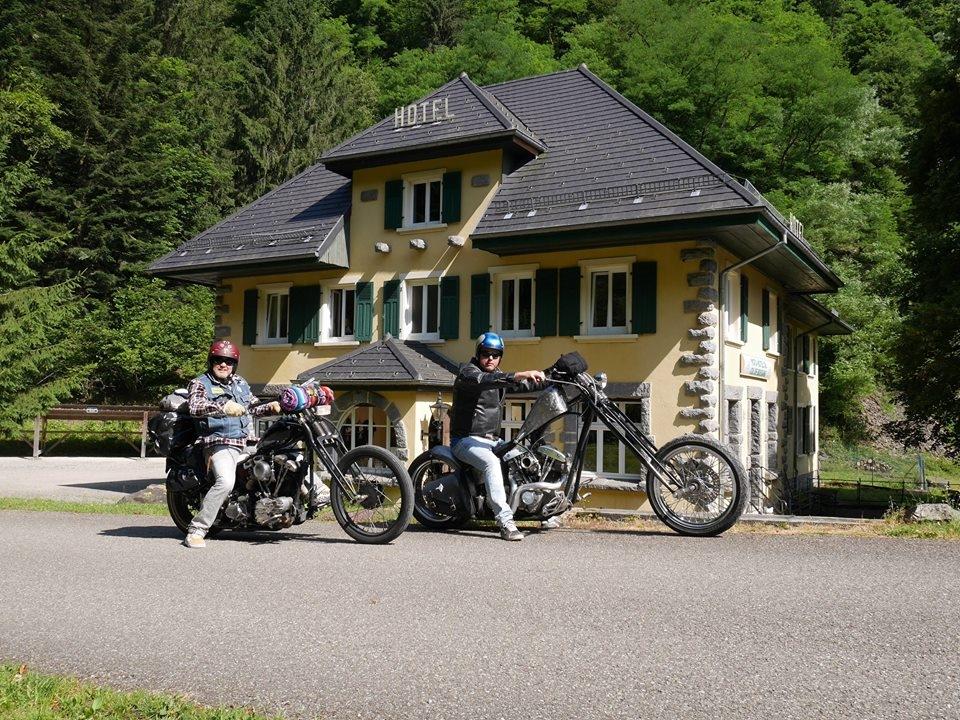 Exclusivité - Moto-Hôtel du Col de Bussang - Fonds de commerce