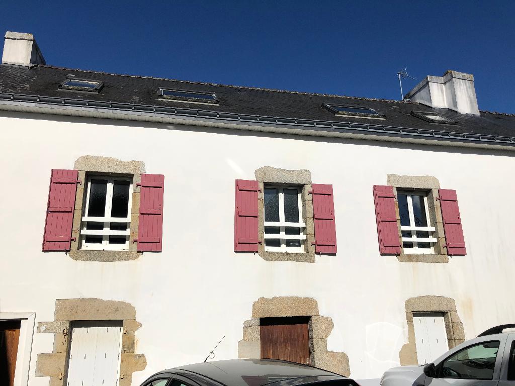 A Vendre CLOHARS-CARNOET (29360) Maison de Ville 5 pièces 2 chambres 87 m2
