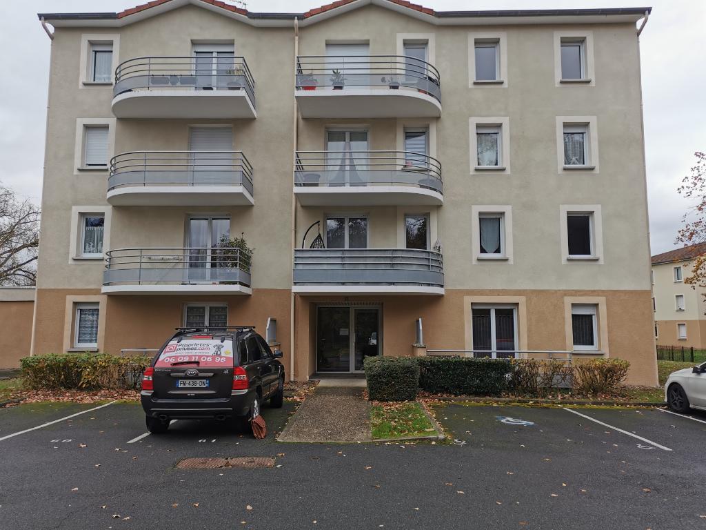 Appartement Bellerive Sur Allier 2 pièce(s) 53 m2
