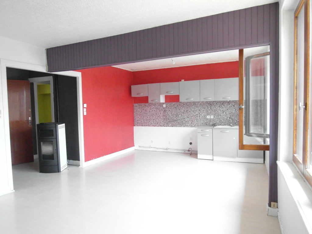 Maison Jonzieux 90 m² Terrasse garage