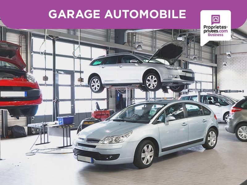 CHAMALIERES -  GARAGE AUTOMOBILE - MECANIQUE