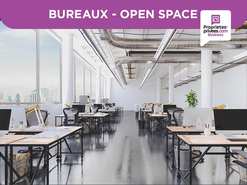 DREUX CENTRE VILLE -  ESPACE BUREAUX 550 m²