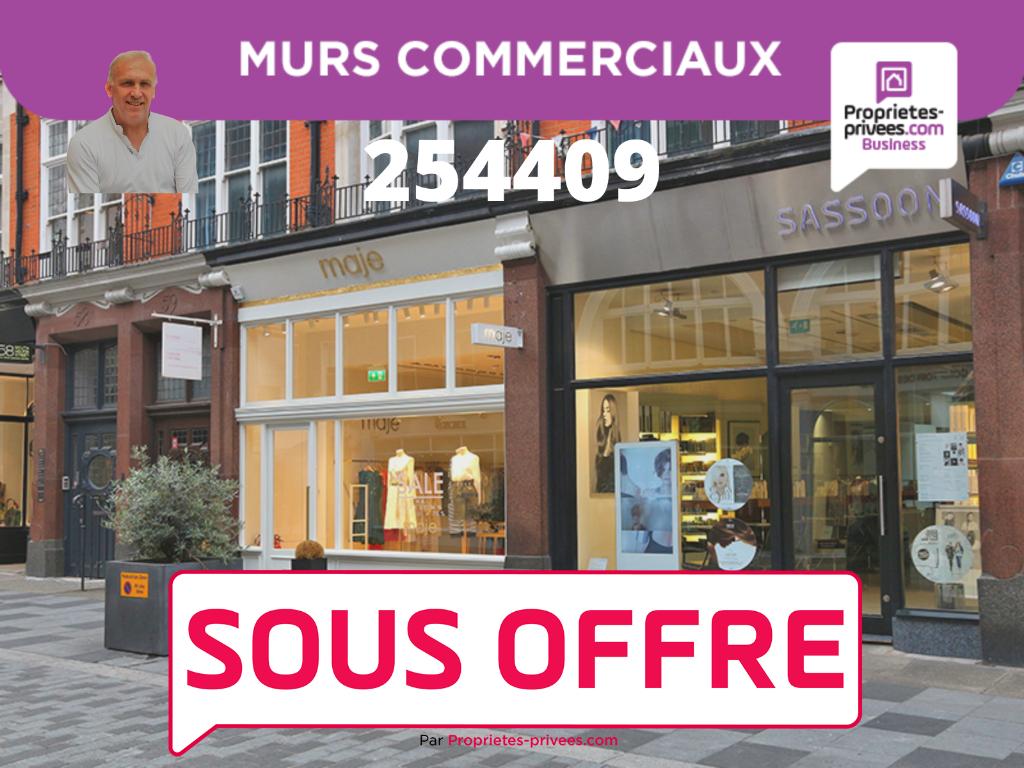 TOULOUSE PROCHE CENTRE MURS COMMERCIAUX 215 M² 236 900  Charge Vendeur