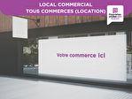 ROUEN rive droite - Boutique 45 m2 avec vitrine - Cession de bail tous commerces