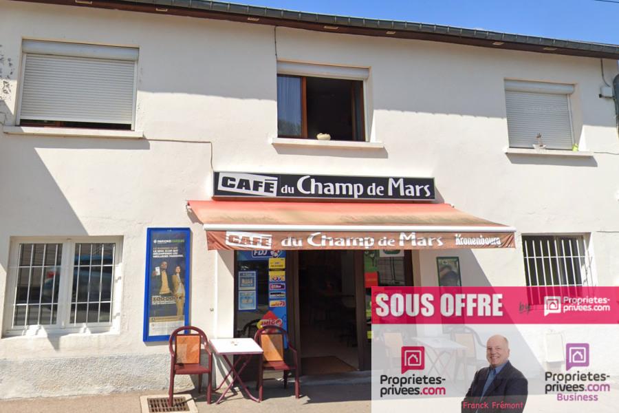 EXCLUSIVITE  REMIREMONT - RESTAURANT BAR BRASSERIE   Le Café du Champ de Mars