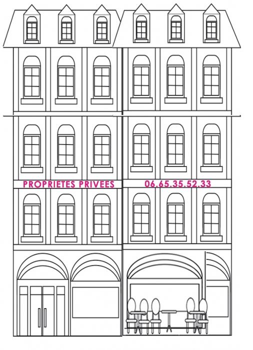 Immeuble Lens 32 pièce(s) 760 m2