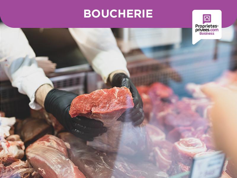 EXCLUSIVITE AUBAGNE -  BOUCHERIE  + APPARTEMENT T3 A SAISIR