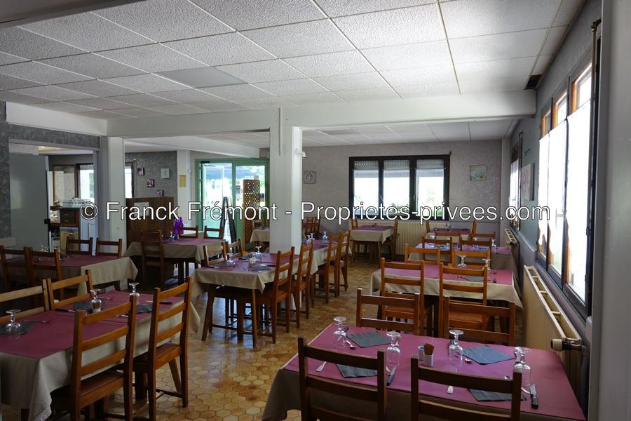 Exclusivité - Fonds de commerce Restaurant Scey-sur-saône