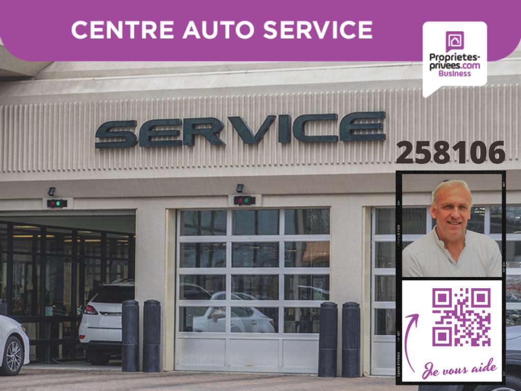 EXCLUSIVITE TOULOUSE -  CENTRE AUTO 415 M² 399 900  Charge Vendeur