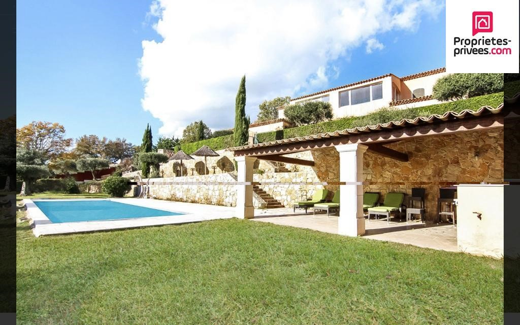 Maison Montauroux 7 pièce(s) 390 m2
