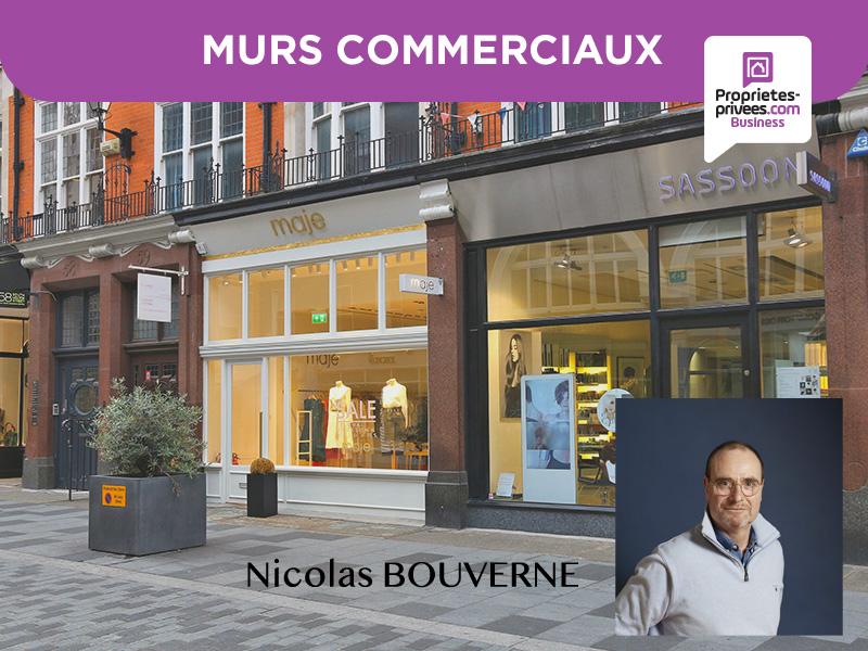SECTEUR LILLE - MURS COMMERCIAUX  30 m²