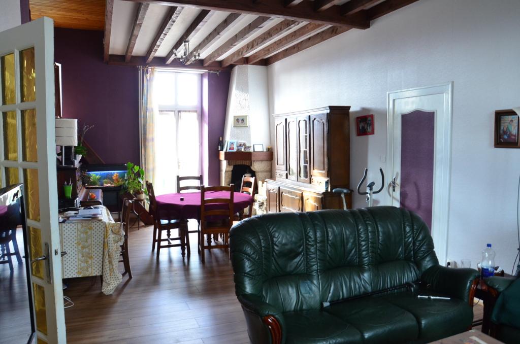 Appartement Marlhes 132m² 4 chambres garage jardin terrasse