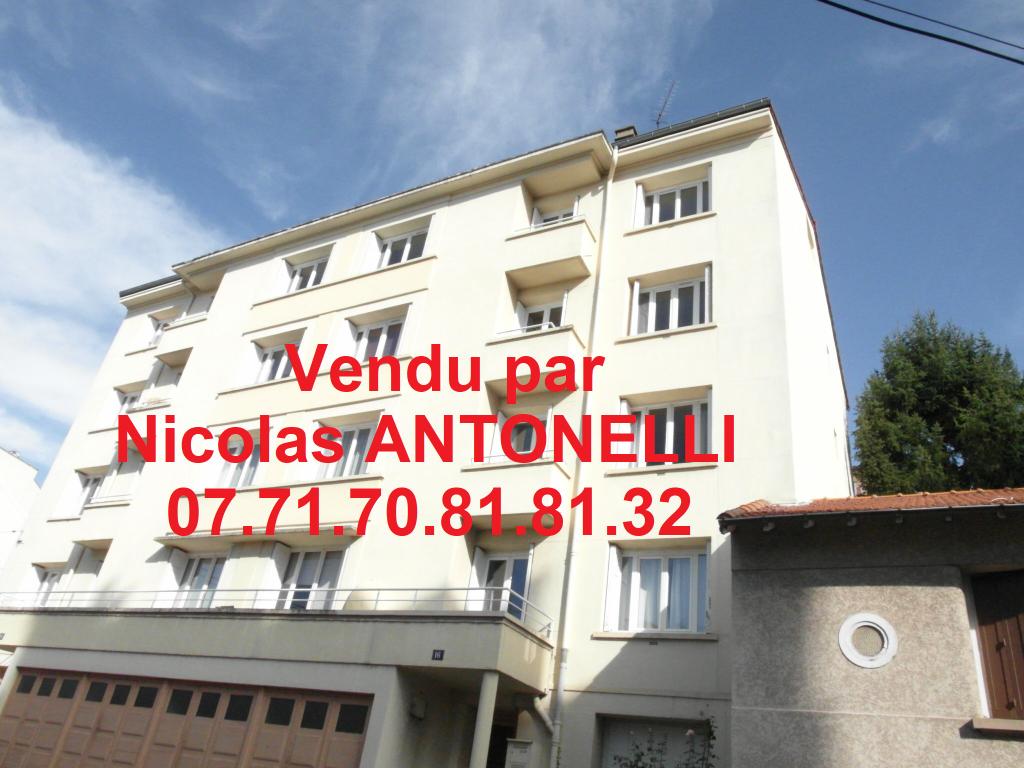 Appartement Saint Etienne 4 pièces 64 m2 + 16m²