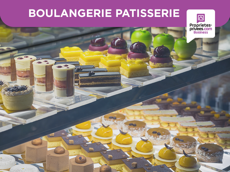 SECTEUR OUEST - ROUEN - Boulangerie Pâtisserie 130 m²