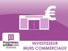 ELBEUF - MURS LIBRES  - Local Commercial 100 m² Vitrine d'angle 22 mètres