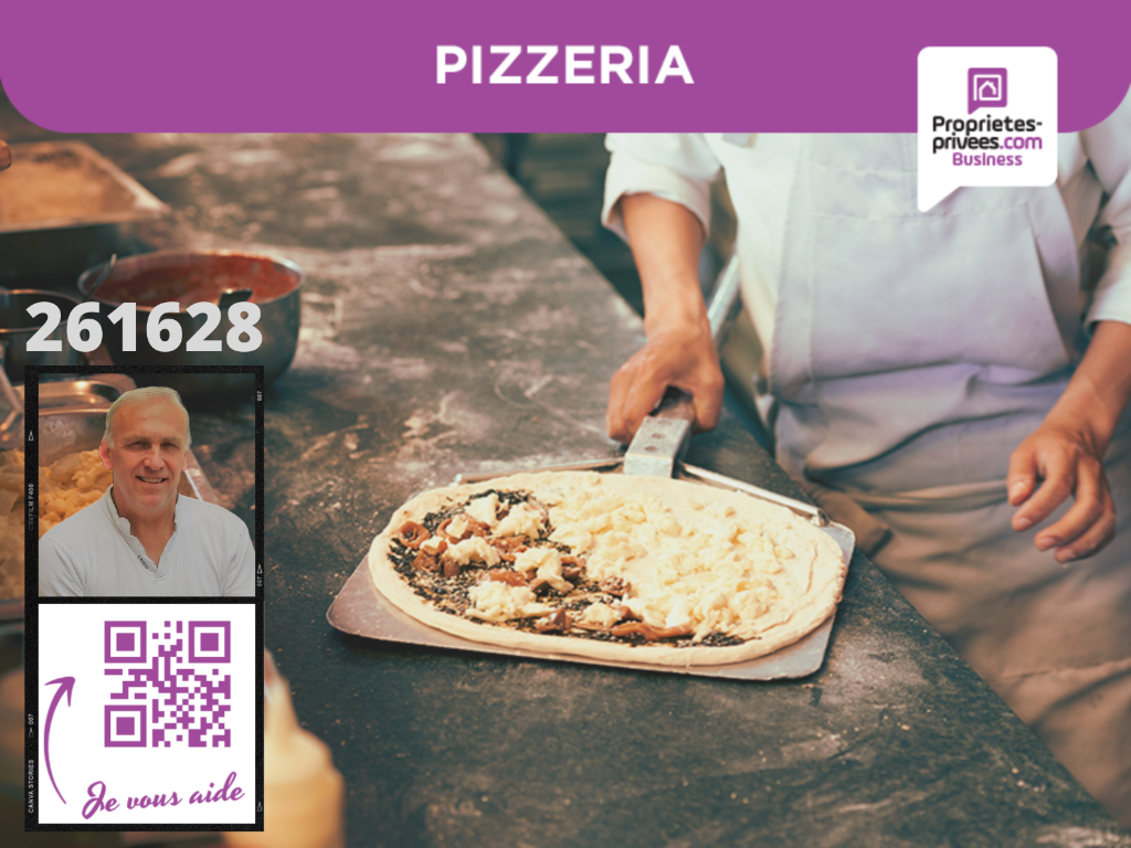 TOULOUSE NORD  -  RESTAURANT  PIZZERIA 200 M² 199 900  Charge Vendeur
