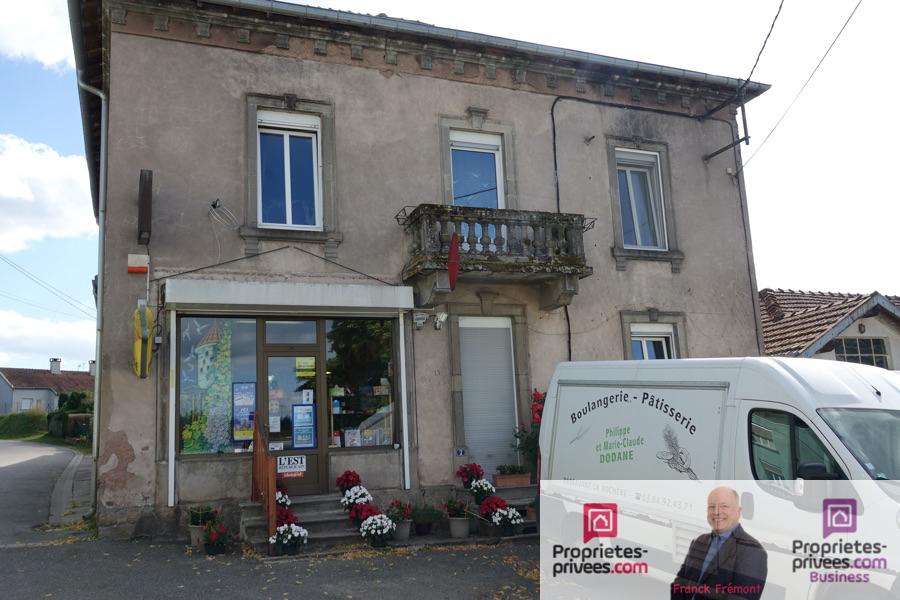 EXCLUSIVITE SECTEUR VESOUL - MURS COMMERCIAUX  Boulangerie Pâtisserie Tabac