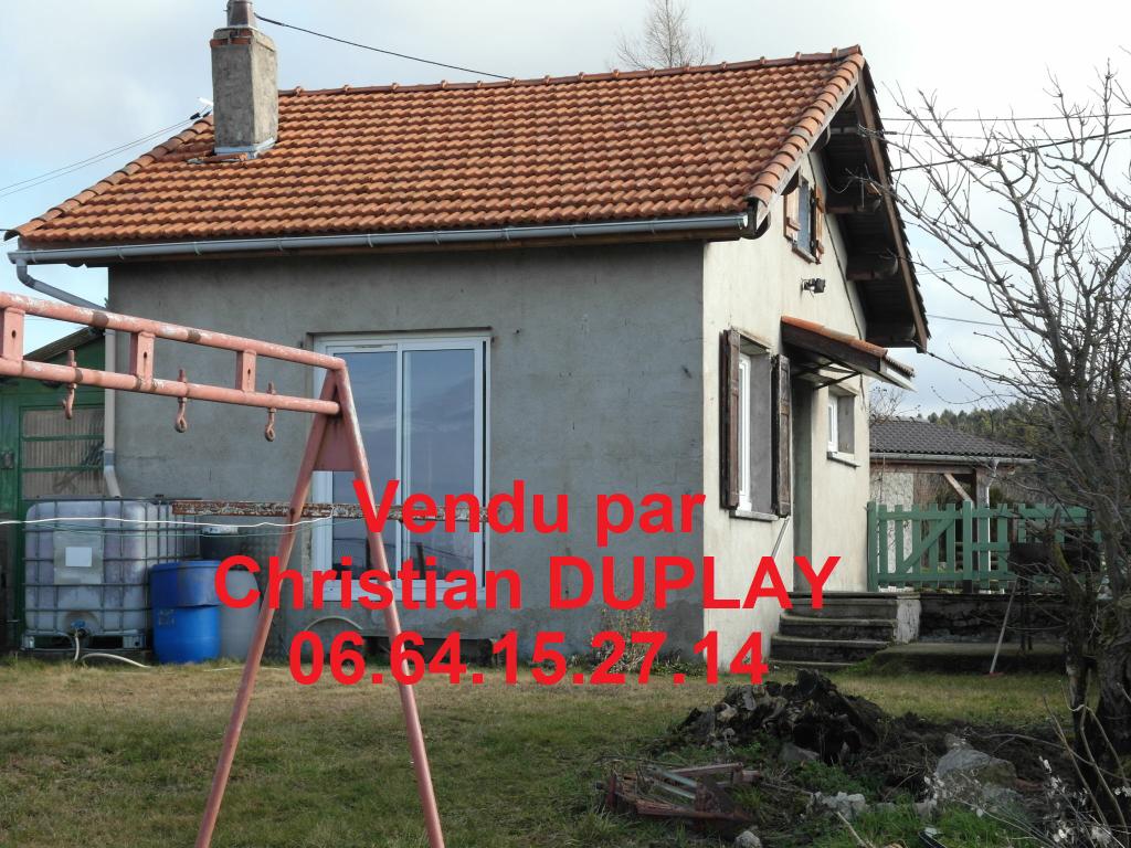 Maison Marlhes 2 pièce(s) 45 m²  sur 400m² de terrain plat