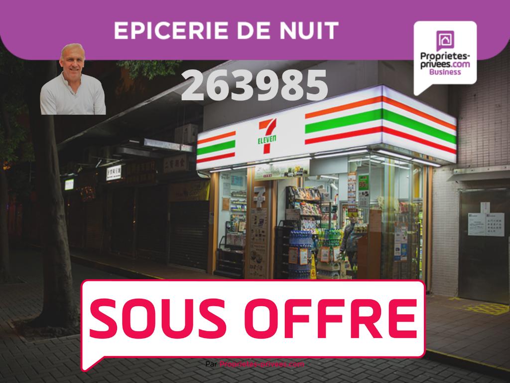 TOULOUSE CENTRE EPICERIE JOUR & NUIT 45 M² 42 000  Charge Vendeur