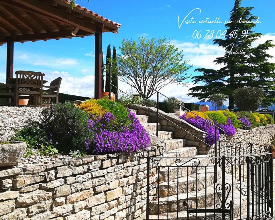 MAS Provençal avec piscine La Begude De Mazenc 12 pièce(s) 430 m2
